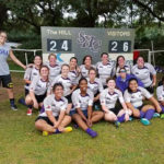 photo of women's soccer team