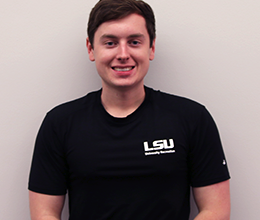 Headshot of Male fitness instructor